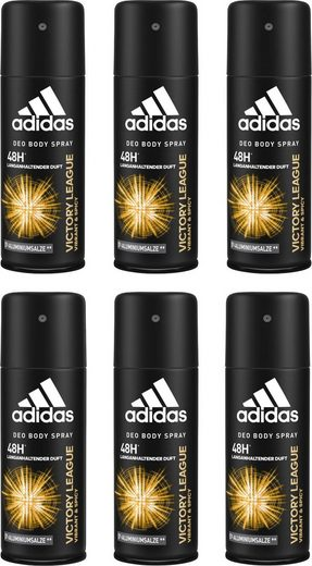 adidas Performance Deo-Spray »Victory League«, Spar-Set, für Männer