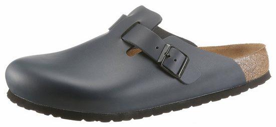 Birkenstock »BOSTON« Clog mit ergonomisch geformten Fußbett