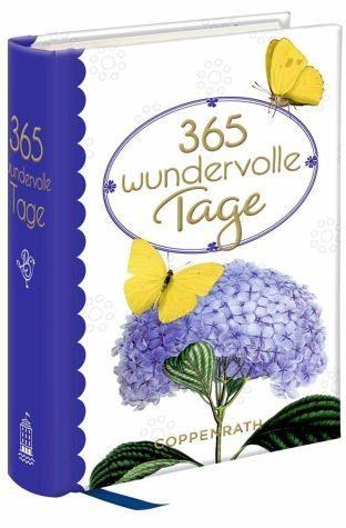 Kalender »365 wundervolle Tage«