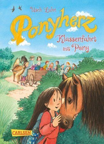Gebundenes Buch »Klassenfahrt mit Pony / Ponyherz Bd.9«