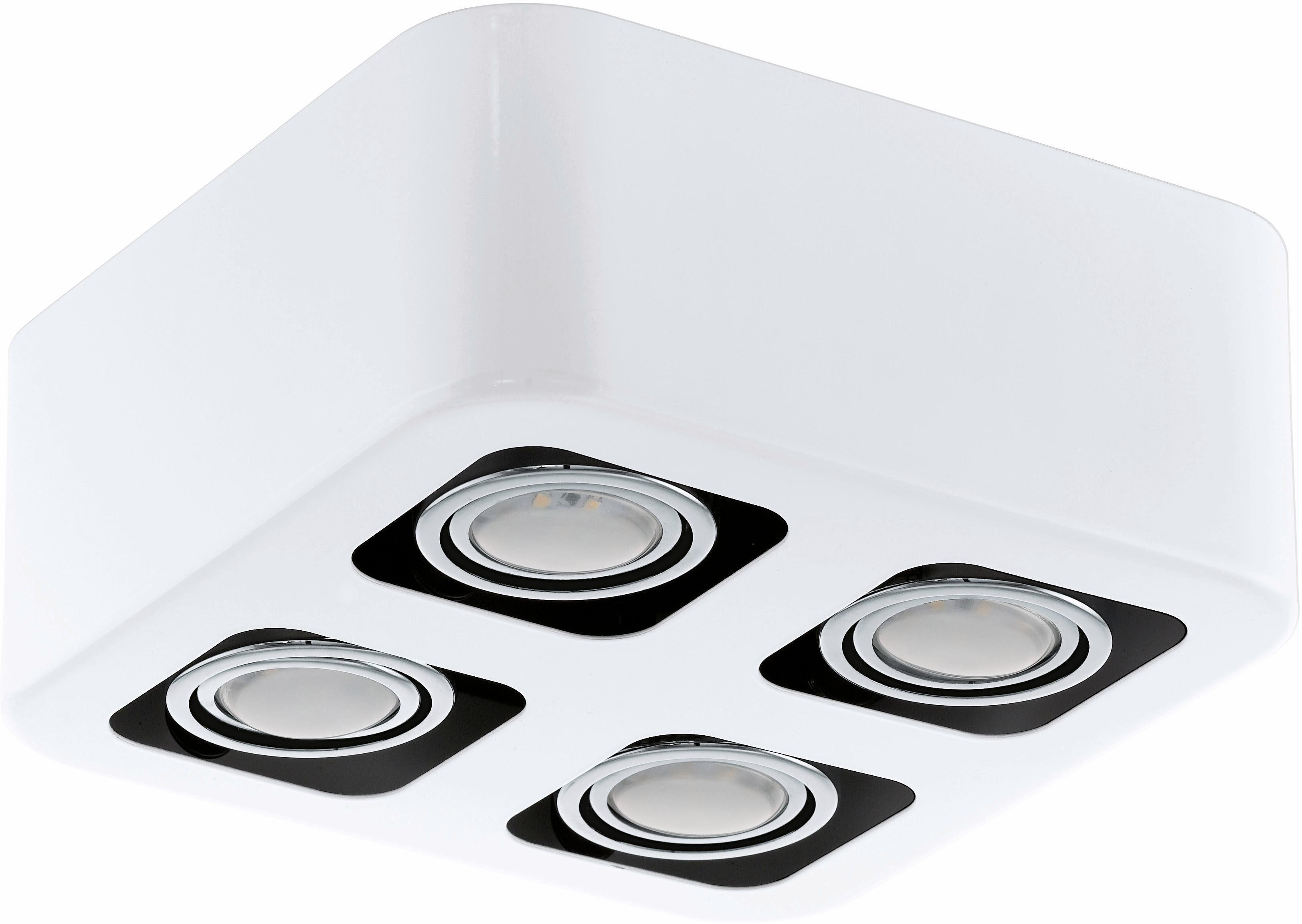 EGLO LED Aufbaustrahler »TORENO«, 4-flammig