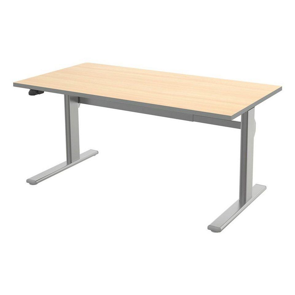 Wellemobel Schreibtisch Hohenverstellbar Elektrisch 160 Cm Alto