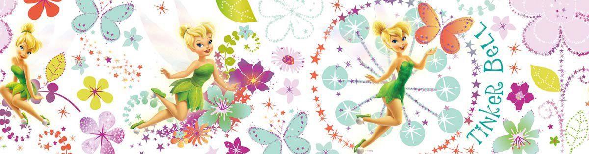 GRAHAM & BROWN Papiertapete »Tinkerbell Fairytale Garden Bordüre«