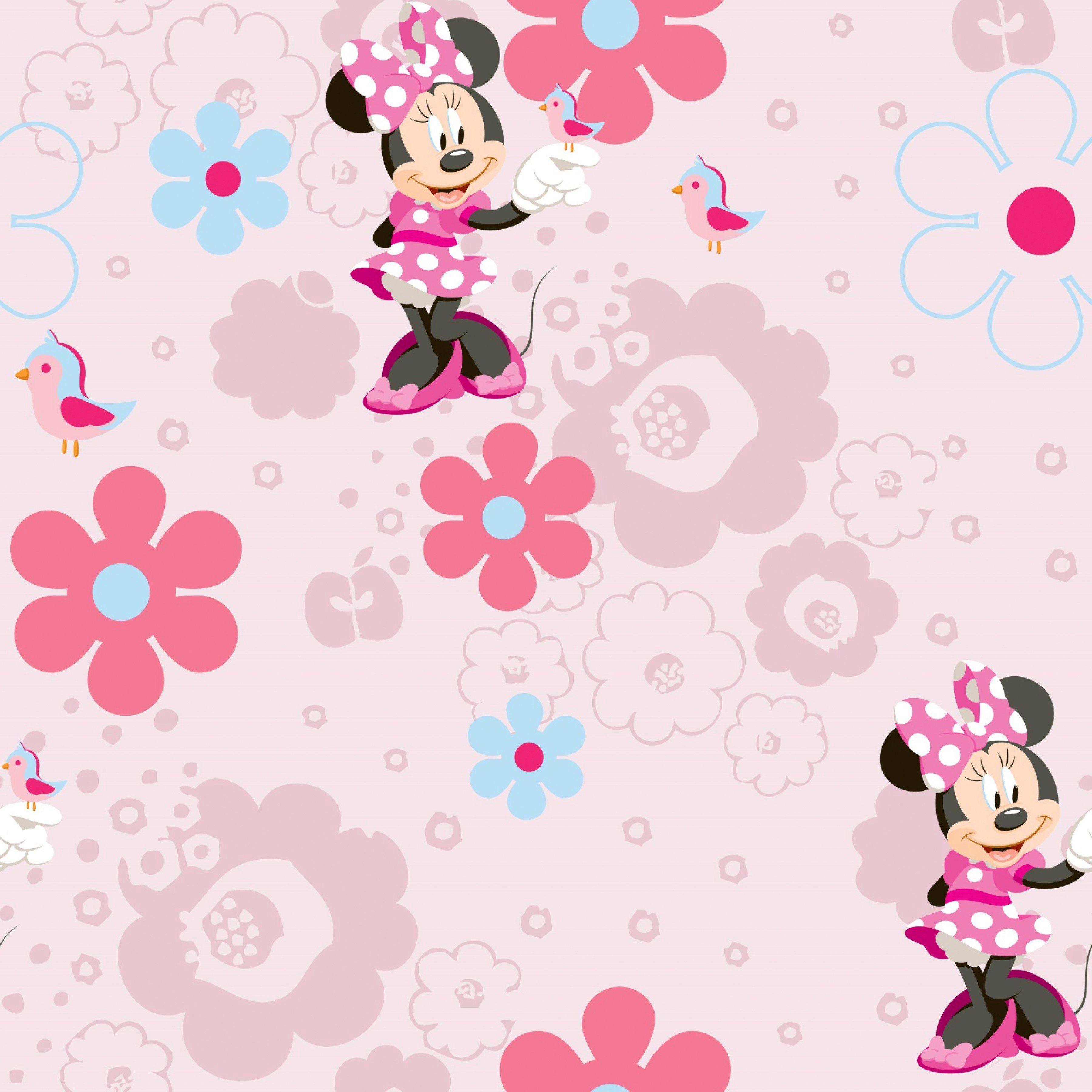 GRAHAM & BROWN Papiertapete »Minnie's Spring Walk«