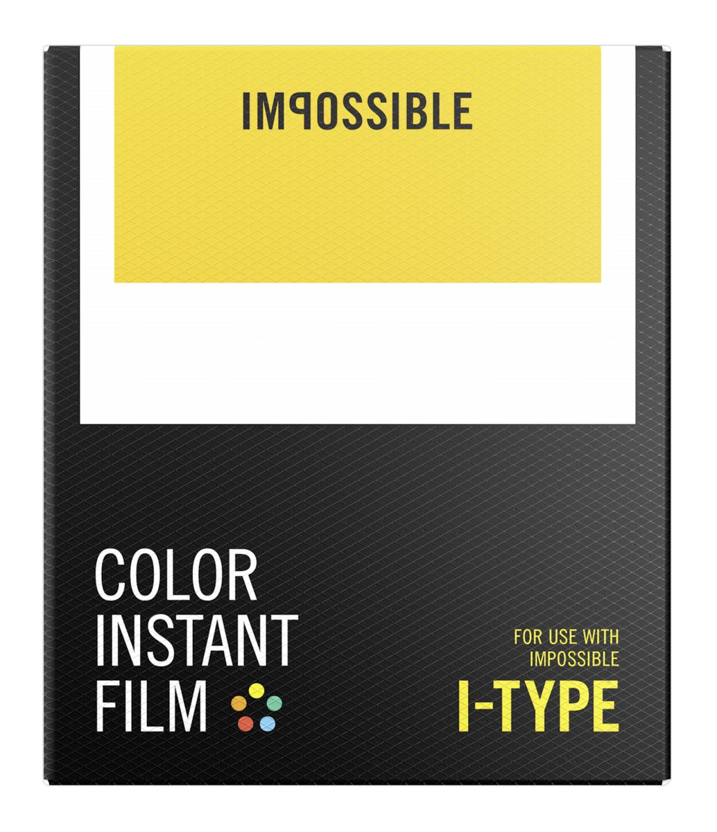 Impossible Foto Equipment »I-type Film Color«