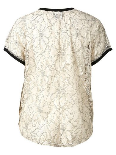 JUNAROSE Kurzärmelige Bluse