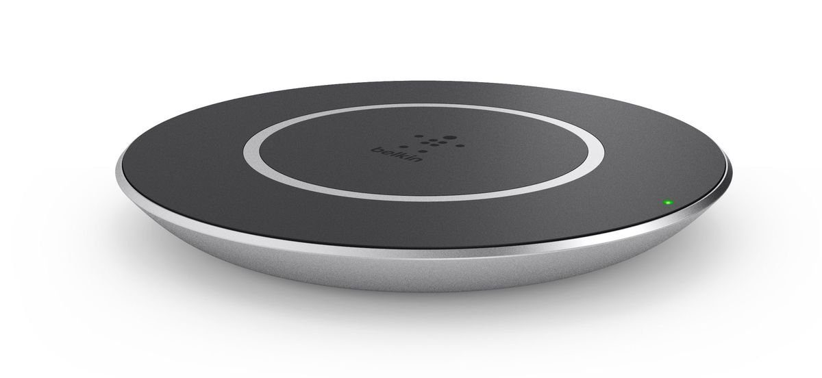 Belkin Lader »Universelles Qi Wireless Charging Pad 15W/ 3A«