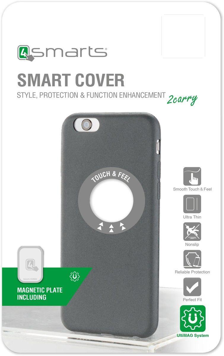 4Smarts Handytasche »UltiMAG Soft-Touch Cover SANDBURST f. iPhone«