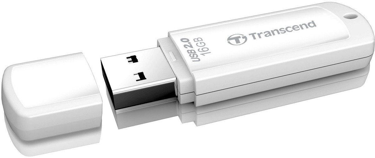 Transcend USB-Stick »16GB JetFlash 370 USB 2.0«