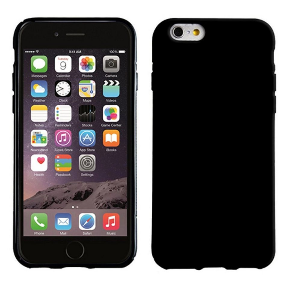 pedea handytasche soft tpu case glatt f r apple iphone 6 6s online kaufen otto. Black Bedroom Furniture Sets. Home Design Ideas