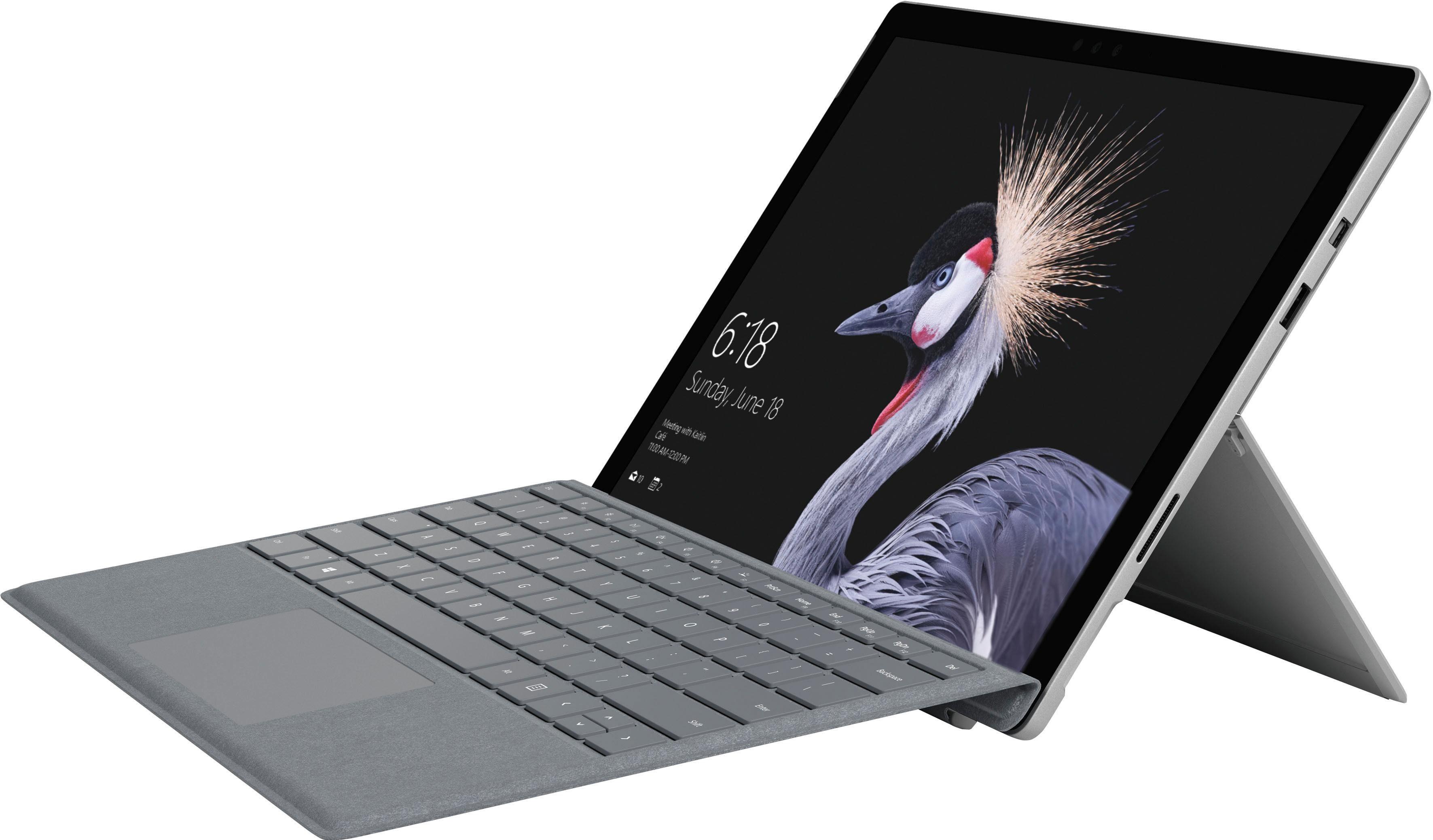 Microsoft Surface Notebook (Intel Intel, HD Graphics 620, 128 GB SSD)