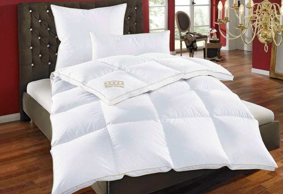 bettdeckenset emilia obb normal 90 daunen 10 federn online kaufen otto. Black Bedroom Furniture Sets. Home Design Ideas