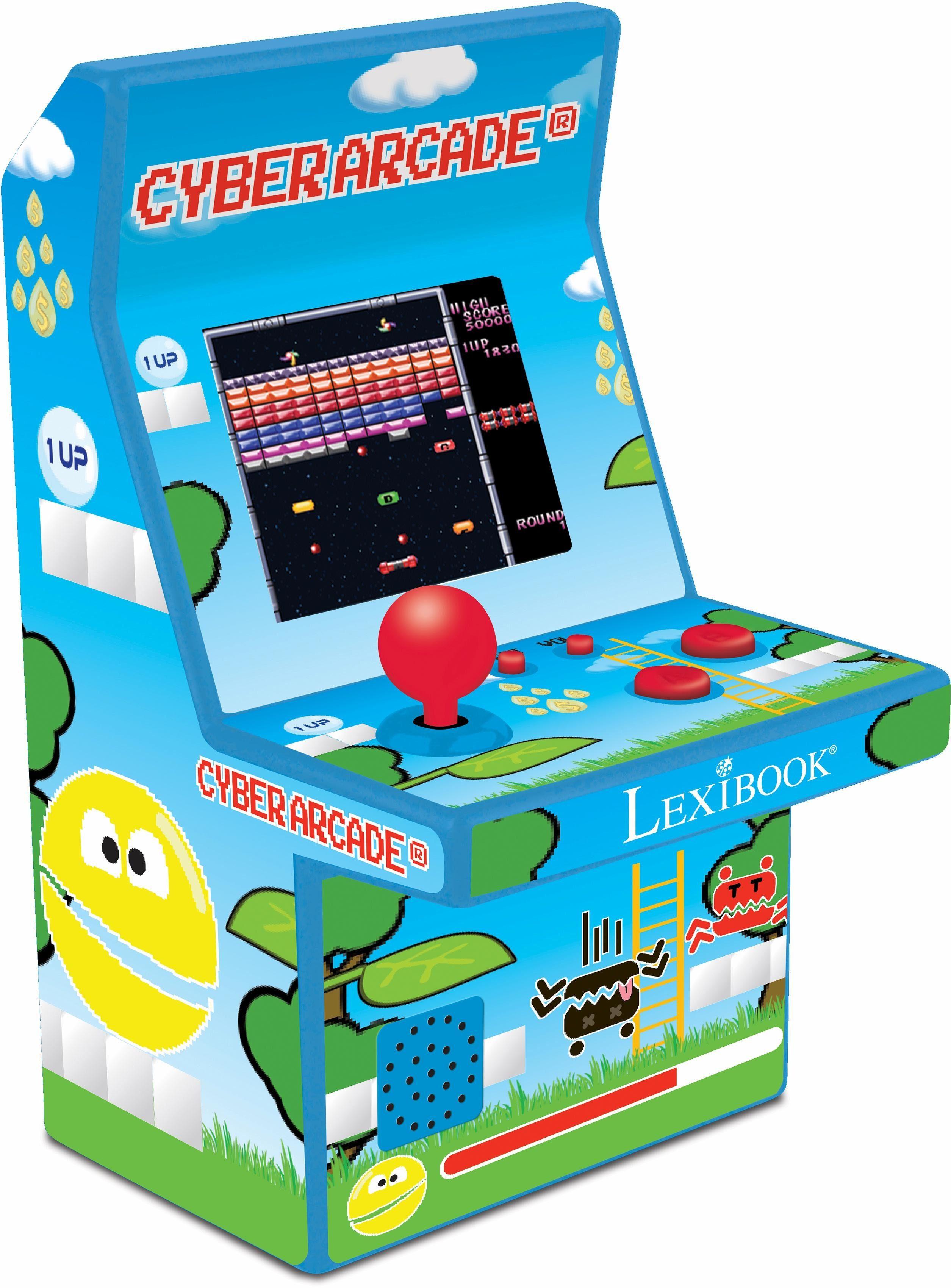 Lexibook, Spielekonsole, »Tragbare Cyber Arcade 240 Spiele«
