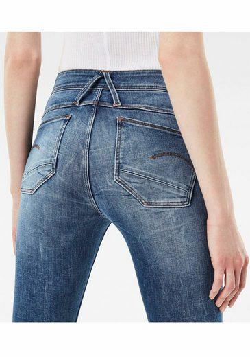G-Star RAW Skinny-fit-Jeans Lynn d-Mid Super Skinny, mit Stretch