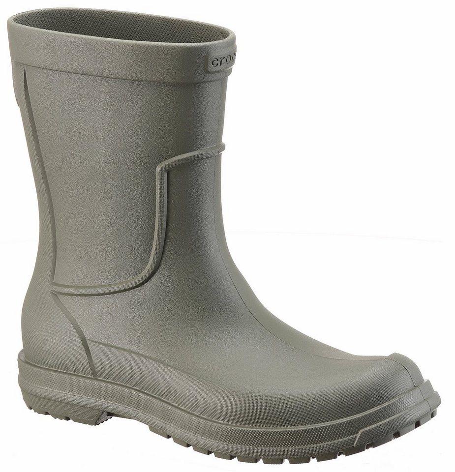designer fashion 35c6f fe404 Crocs »All Cast Rain Boot M« Gummistiefel mit Profillaufsohle online kaufen  | OTTO