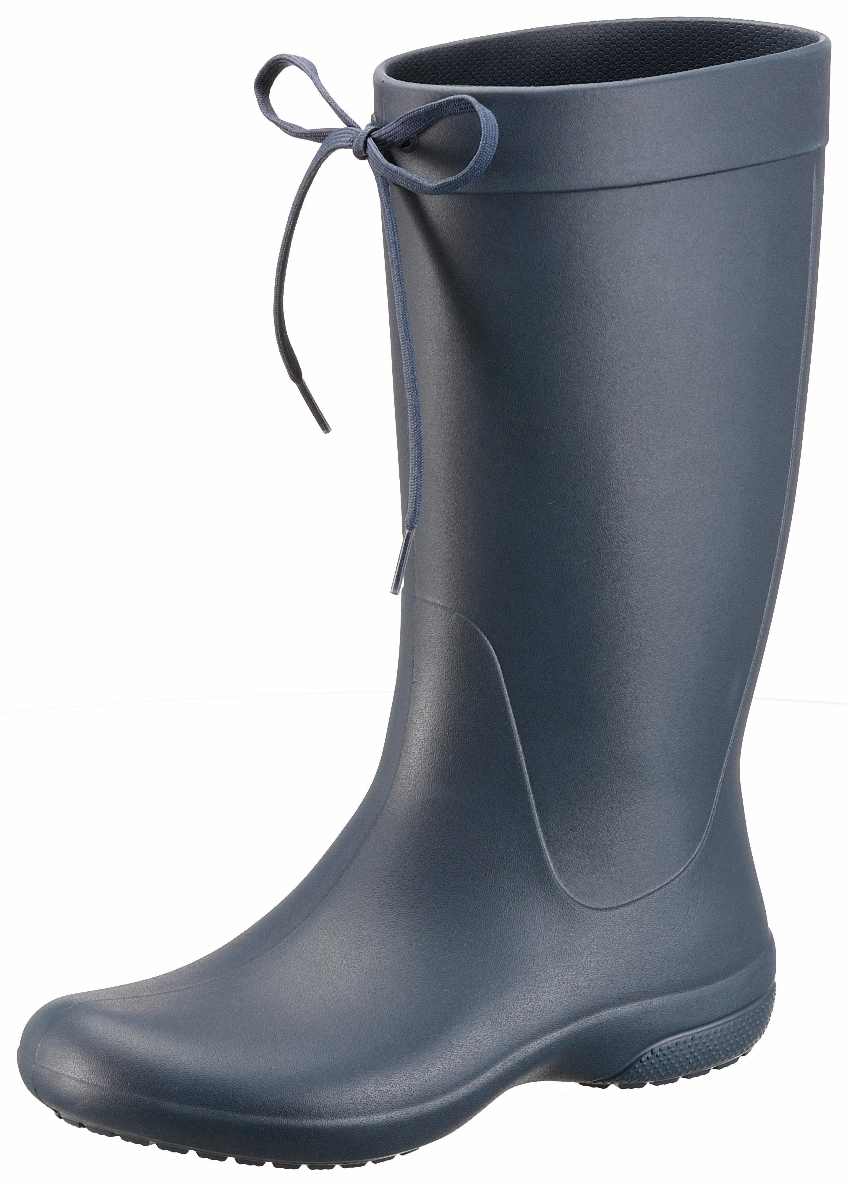 Crocs Freesail Rain Boot Gummistiefel, superleichtes Modell online kaufen  navy