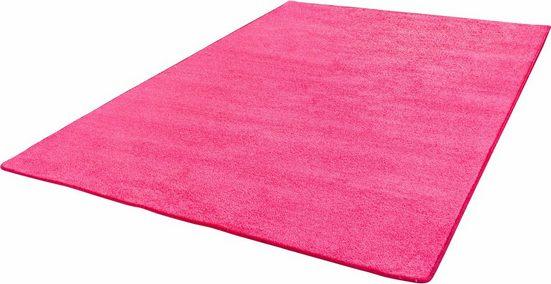 Teppich »Lisburn«, LUXOR living, rechteckig, Höhe 9 mm, Wunschmaß, weiche Microfaser