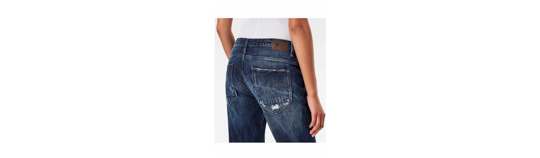 G-Star RAW Boyfriend-Jeans Arc 3d, mit Destroyed-Effekten