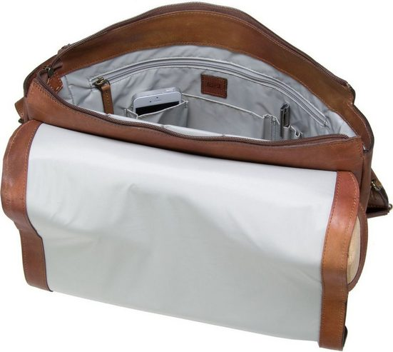 Jost Notebooktasche / Tablet Randers 2452 Umhängetasche M