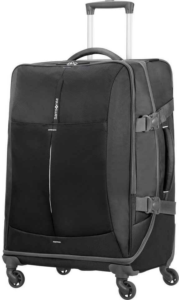 samsonite reisetasche mit 4 rollen 4mation spinner. Black Bedroom Furniture Sets. Home Design Ideas