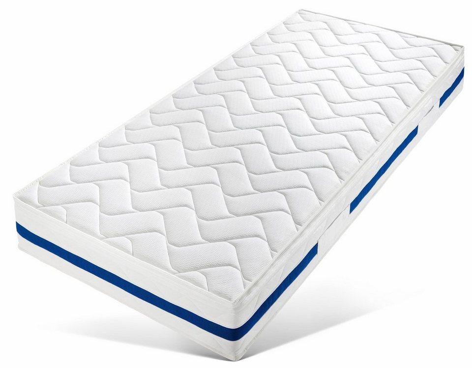 komfortschaummatratze memory pur breckle 24 cm hoch. Black Bedroom Furniture Sets. Home Design Ideas