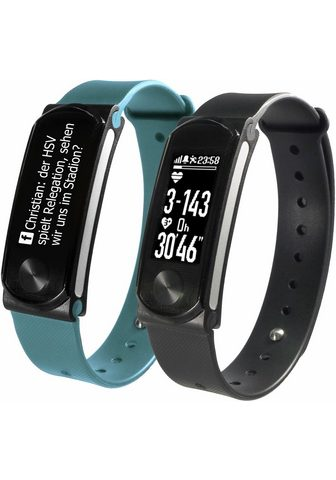SPORTPLUS Apyrankė »Q-Band HR+ SP-AT-BLE-90« (Se...