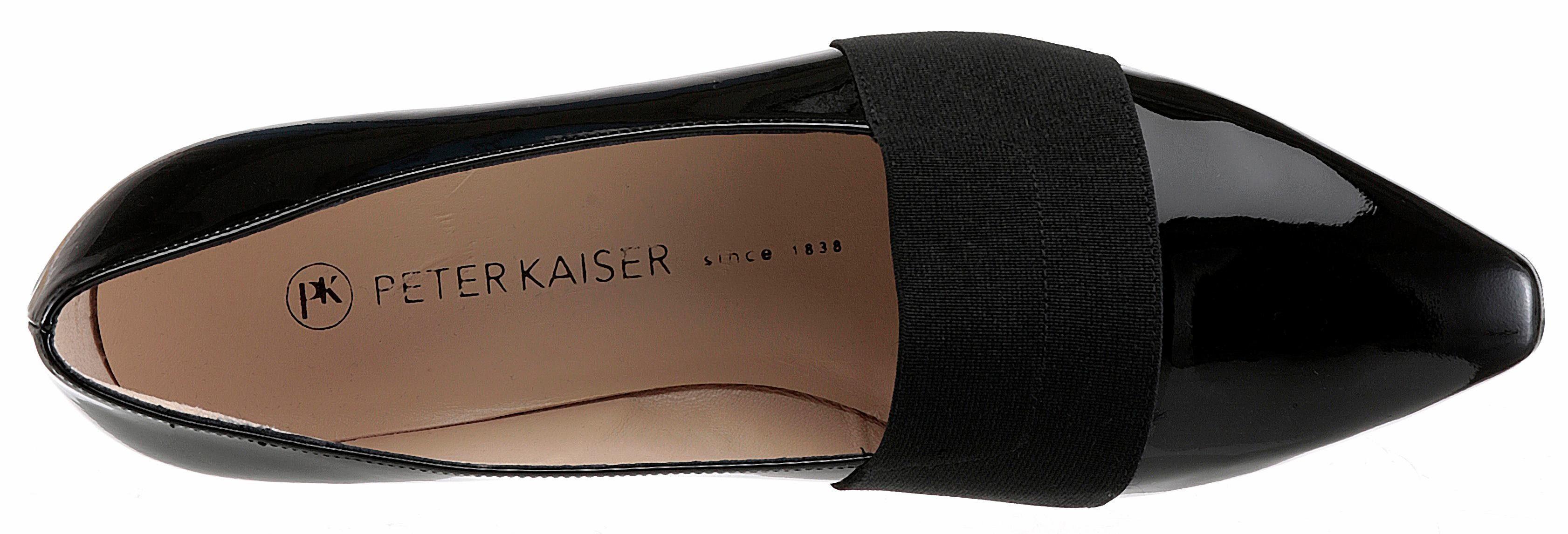 Peter Kaiser Lagos Pumps, in spitzer Form kaufen  schwarz