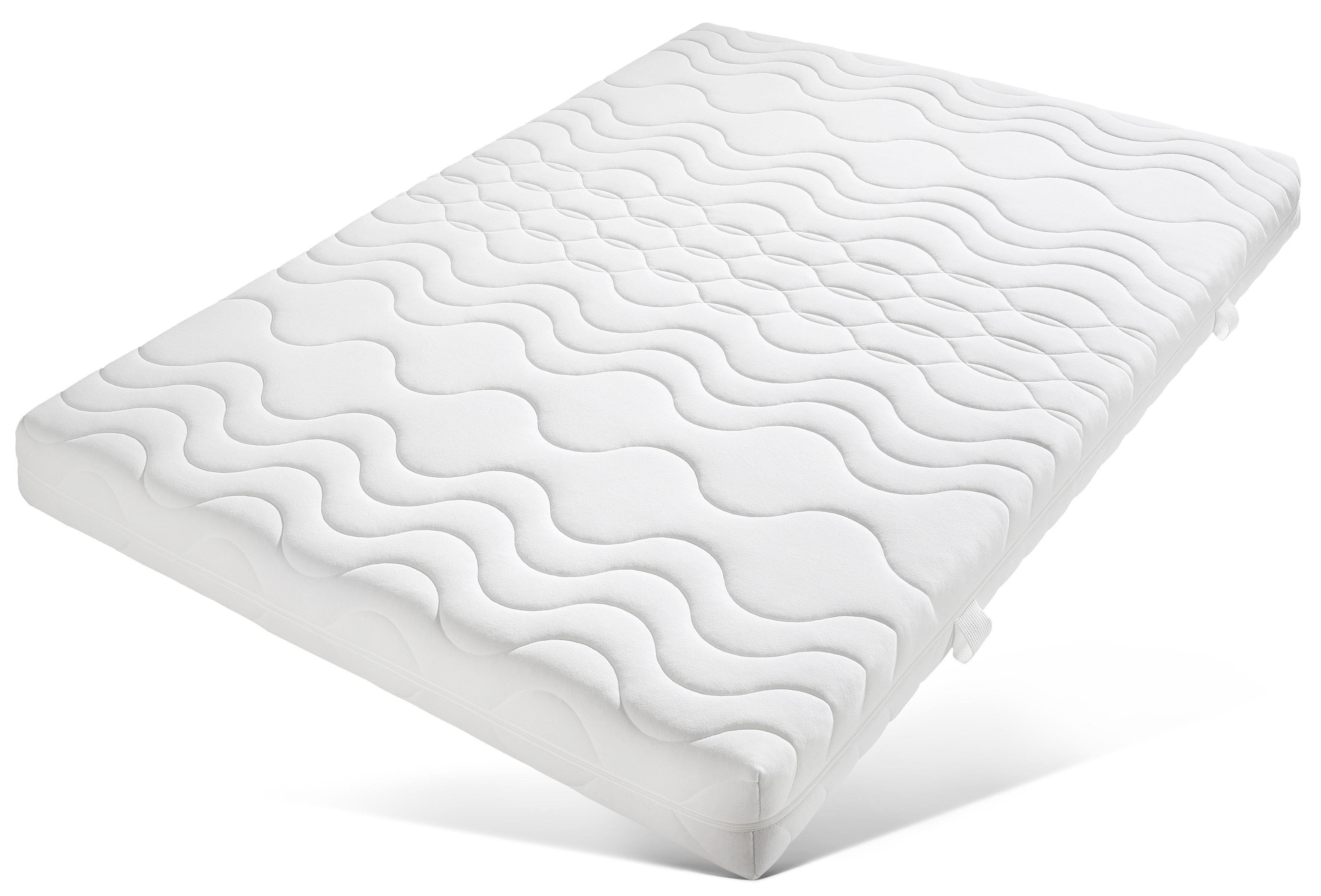 Komfortschaummatratze »Frottee KS«, Beco, 16 cm hoch, Raumgewicht: 28, (1-tlg) | Schlafzimmer > Matratzen > Kaltschaum-matratzen | Beco
