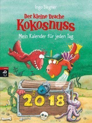 Kalender »Der kleine Drache Kokosnuss - Mein Kalender...«