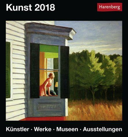 Kalender »Kunst. Kalender 2018«