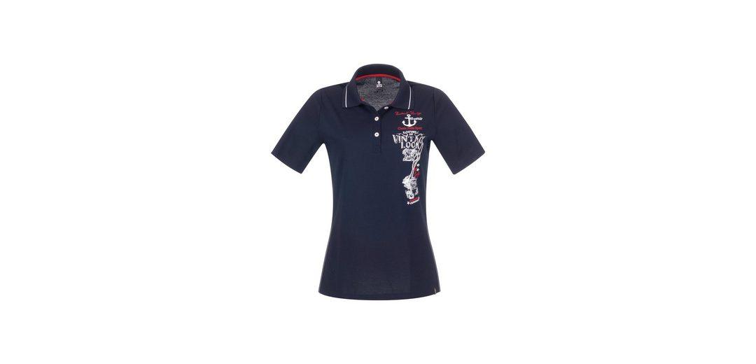 TRIGEMA Poloshirt Anker Auslass Größte Lieferant Aussicht Bulk-Design Billig Verkauf Finish CoKtf2TBW