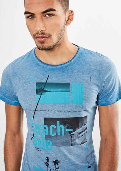 Q/S designed by Printshirt in Cold Pigment Dye Sale Angebote Gastrose-Kerkwitz