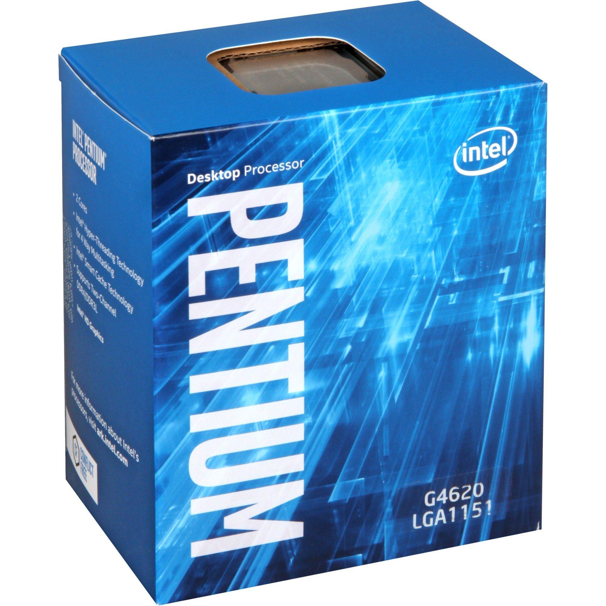 "Intel® Prozessor »Pentium G4620, FC-LGA4, ""Kaby Lake""«"