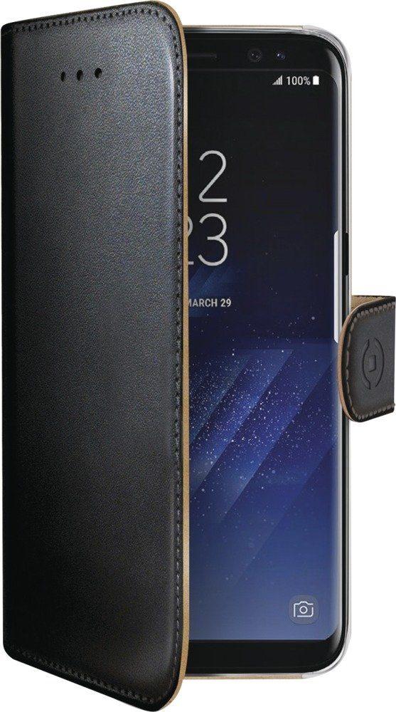 Celly Kunstledertasche passend für das Samsung Galaxy S8+ »Wally Case«
