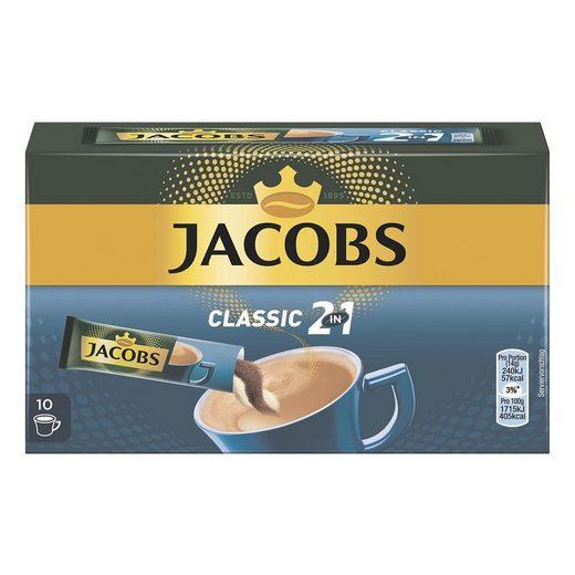 JACOBS Instantkaffee »2in1«