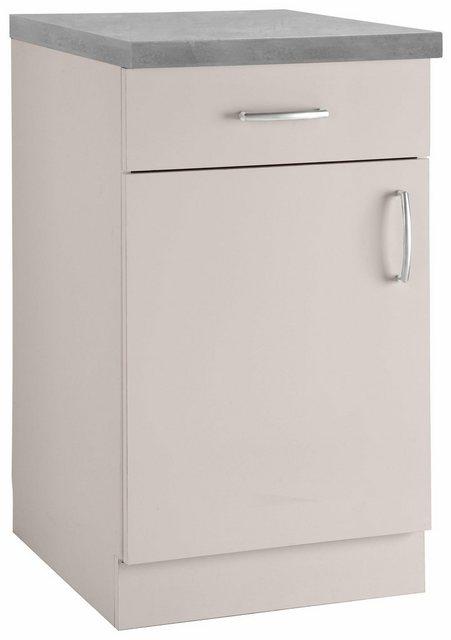 Küchenschränke - wiho Küchen Unterschrank »Brüssel«  - Onlineshop OTTO
