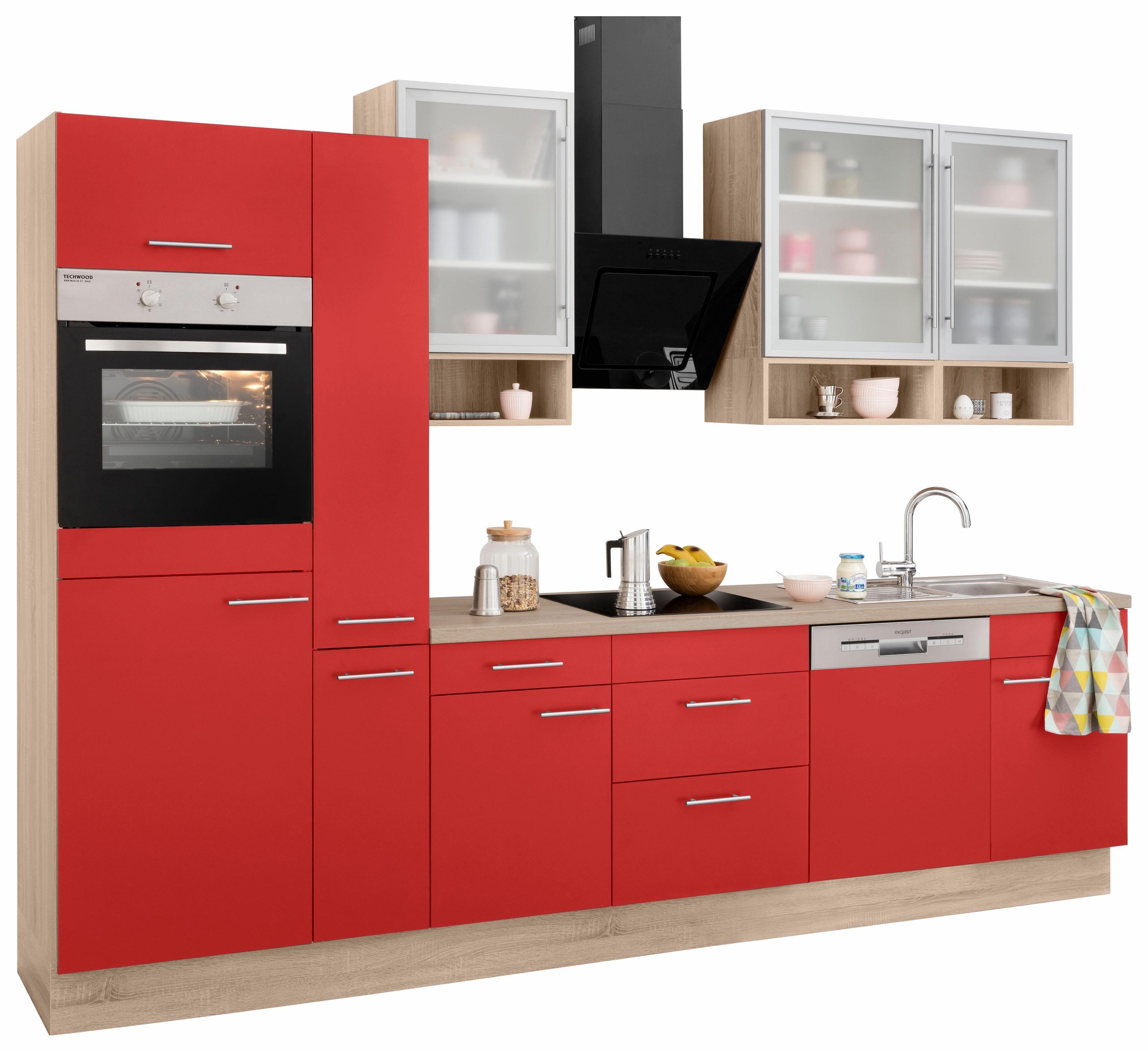 hell-eiche Küchenzeilen online kaufen | Möbel-Suchmaschine ...