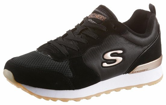 Skechers »GoldN Gurl« Sneaker mit Memory Foam