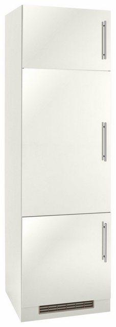 wiho Küchen Kühlumbauschrank »Cali« 60 cm breit | Küche und Esszimmer > Küchenschränke > Umbauschränke | wiho Küchen