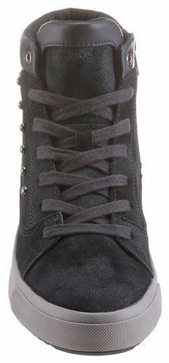 Geox Donna Blomiee Sneaker, mit modischen Nieten