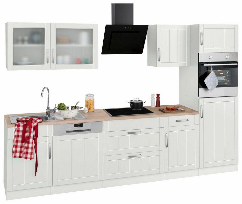 Küchenzeile 240 Cm Günstig Online Kaufen Lionshome