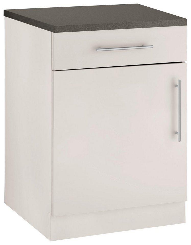 wiho Küchen Unterschrank »Cali«, Breite 60 cm, Maße (B/T/H ...