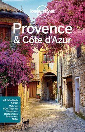 Broschiertes Buch »Lonely Planet Reiseführer Provence, Côte d'Azur«