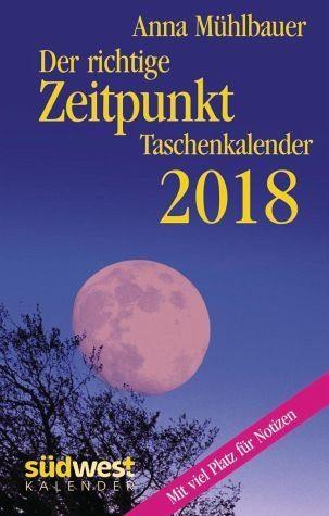 Kalender »Der richtige Zeitpunkt 2018 Taschenkalender«