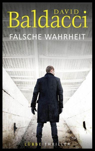 Gebundenes Buch »Falsche Wahrheit / Will Robie Bd.4«