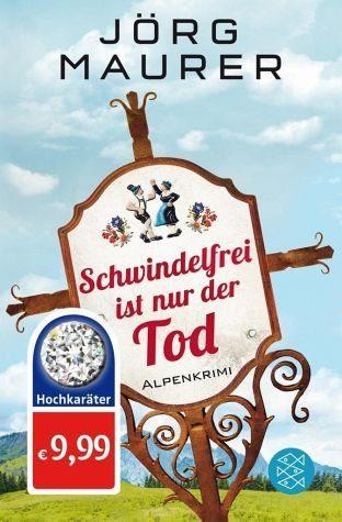 Broschiertes Buch »Schwindelfrei ist nur der Tod / Kommissar...«