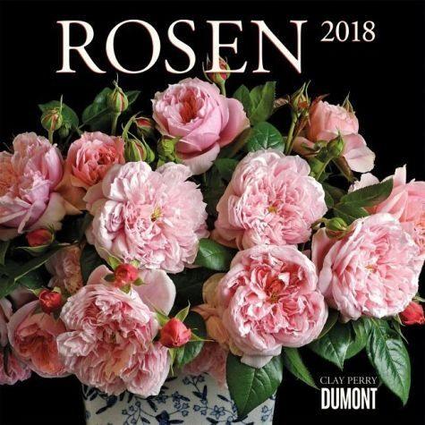 Kalender »Rosen 2018«