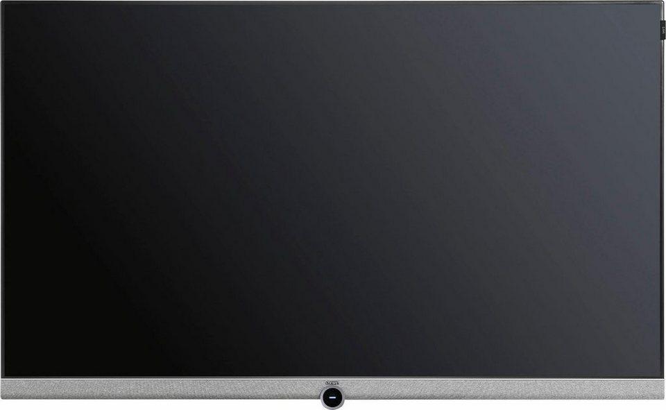 loewe bild led fernseher 140 cm 55 zoll 4k ultra hd smart tv usb archive online kaufen. Black Bedroom Furniture Sets. Home Design Ideas