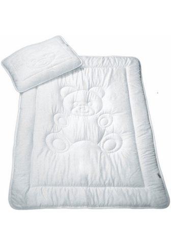 MESANA Antklodė + pagalvė »Bär« Pilno ilgio