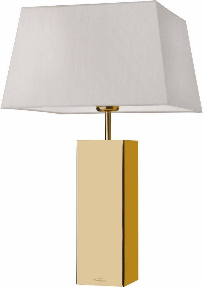 villeroy boch tischleuchte prag 1 flammig geeignet f r leuchtmittel e27 online kaufen otto. Black Bedroom Furniture Sets. Home Design Ideas